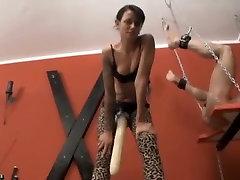 Hottest amateur BDSM, Fetish porn movie