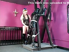 Fabulous queen salve BDSM, Fetish porn video