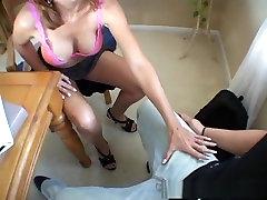 Incredible pornstar Mikela Kennedy in best facial, mature sex movie