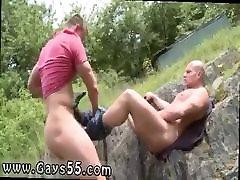 Straight public gay sex movie Public Anal