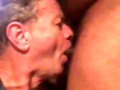 Faggot Cocksucker Neal Blosmen Sucks BBC, Takes Nasty Cum Facial