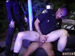Gay cop stripper Thehomietakes the