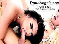 Hot Asian TS Venus creampies Katrina