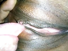 Indian wife pussy licked
