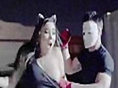 halloween tits un apstrādā ar karlee pelēks - nerātns amerika