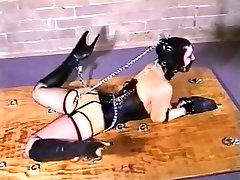 Fabulous exgf kelly BDSM, Latex xxx clip
