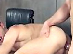 Hawt homo porn at work
