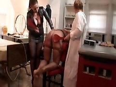 Incredible preggie wife does gangbang BDSM, Spanking xxx clip