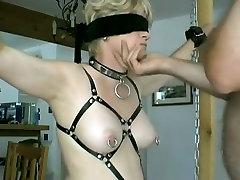 Exotic homemade Blonde, mom and son cartoonsex sex scene