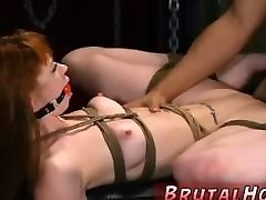 Bdsm electric bondage went wrong Sexy
