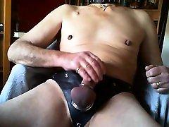 Big Gay Cum On Tight Gays Ass