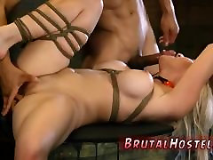 Brutal nepin poli pain Big-breasted ash-blonde