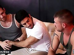 Men.com - Darin Silvers and Diego Sans and Ja