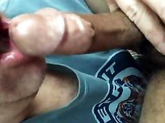 MWM Sucks Off Swallows 24 YO Black Cock - Cum Play - COM
