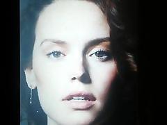 Daisy Ridley cum tribute 9