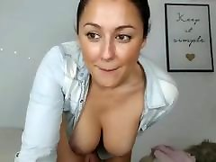Big round ass butt big tits and shaved pussy