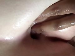 Anal play with bbw wife