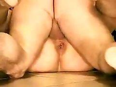Bbw wife big creampie ass pussy cock