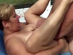 Mature Fucked With Saggy Tits