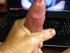 Big cock huge spurting cumshot