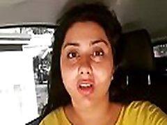 Namitha - Sex Bomb Bigtit Indian Actress Face Talks 2
