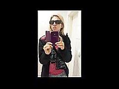Rock singer Kiara Laetitia celebrity sex tape leaked TheFappening phone hack