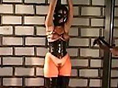Enslaved playgirl tit torture bdsm