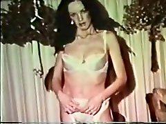 Amazing homemade Vintage, Brunette porn video