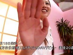 Best Japanese slut Hikari Arima in Amazing Handjobs, BDSM JAV clip