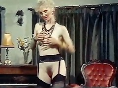 Buffalo stance - vintage skinny blonde strip dance