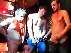 Muscle men dominates gay twink group and groups xxx