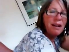 Husband fucking his BBW Mature Granny Wife in Ass