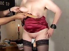 Amazing amateur BDSM, Fetish sex movie
