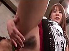 Exquisite and wet oriental oral-service