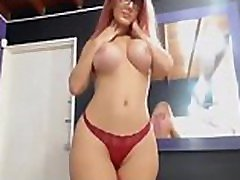 Horny CamGirl Solo on Web Cam - FIND HER at XLiveCams.club