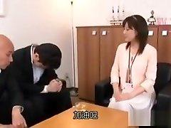 Best pornstar in crazy japanese, straight porn clip