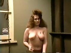 Best pornstar in horny big tits, brunette adult video
