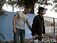 Wonderful gay anal sex