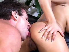 Apple Asian sucked and fucked