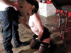 video sm sexe porno soumise sandy seance bdsm au donjon