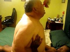 Chubby Grampa Couple