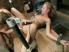 Sex Slave Lizzy London in khily rose Humiliation