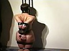 Tied up woman breast fetish punishment scenes in sadomasochism xxx
