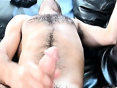 Josh fucks for the first time on camera