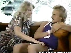 Vintage milf fucking the coach