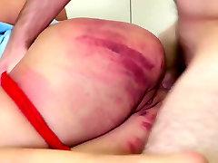 Extreme painal pendulum cock ri anal sex in shit eating thai porno saloon