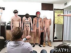 Amazing gay scene as the party was commencing everyone was h