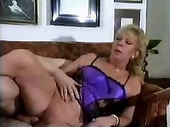 German mature mother and her Son&039;s friend