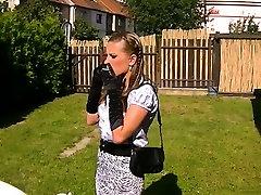 Esposa llora durante el primer anal
