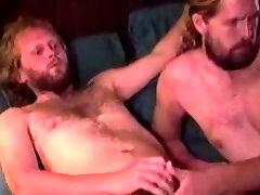 Mature straight bears enjoy sucking cock